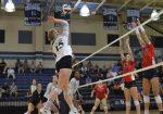 Varsity Volleyball beat Hillcrest 3 – 0