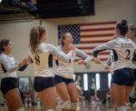 Varsity Volleyball beat Mauldin 3 – 1