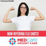 Need a Flu Shot