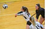 Varsity Volleyball beat River Bluff 2 – 0