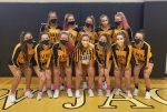 Varsity Volleyball swept Woodmont 3 – 0 in Pink Out & Throwback Night