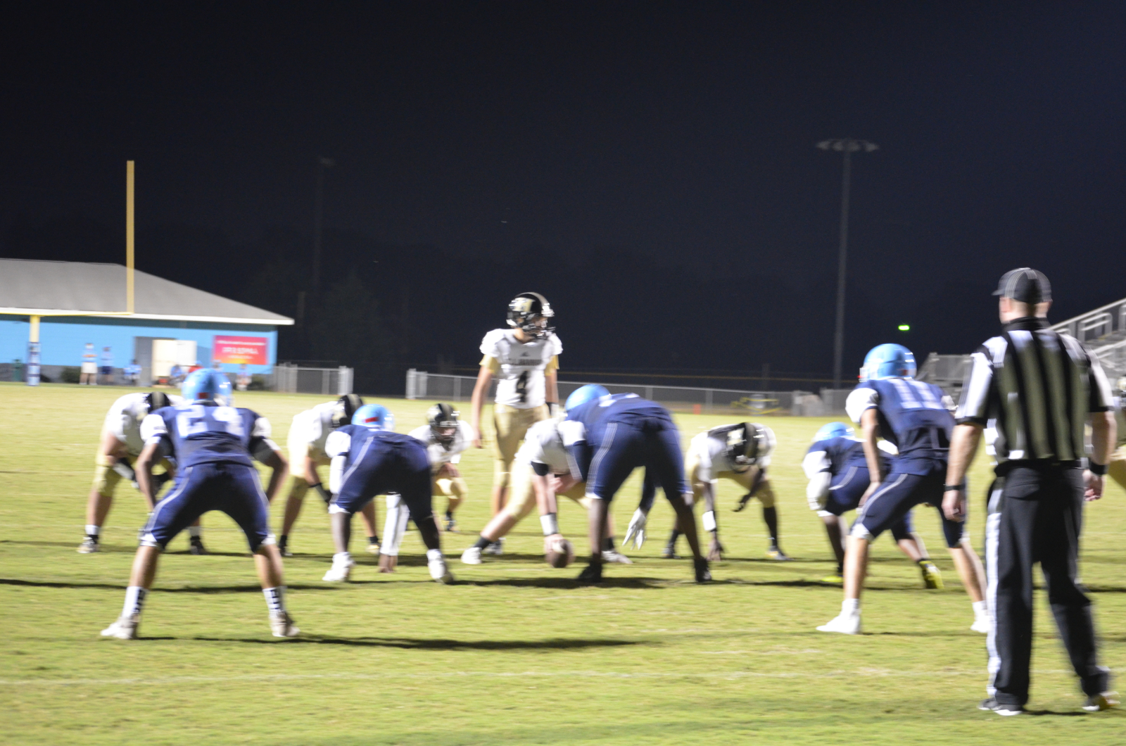 10/8/20 TLH JV Football vs. JL Mann