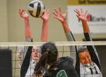 Varsity Volleyball beat Westside 3 – 0