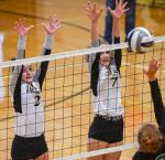 Varsity Volleyball beats Byrnes 2 – 1