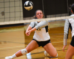 Varsity Volleyball beat Belton-Honea Path 3 – 0