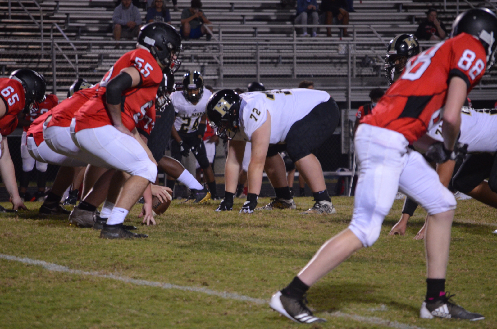10/22/20 TLH JV Football @ Hillcrest