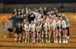 Varsity Volleyball beat Blythewood 3 – 0 in Round 1 of 5A playoffs