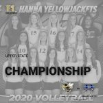 Volleyball Hosts Dorman for Upper State Crown on Tuesday!