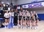 Varsity Volleyball fell to Wando 3 – 2 in the State Championship Finals