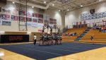 Competition Cheer Finishes 2nd