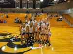 Girls Basketball Celebrates Senior Night