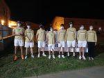 Boys Varsity Tennis beats Wade Hampton 4 – 3