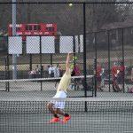 3/10/21 TLH Boys Varsity Tennis def Wade Hampton 4-3