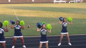 9th Grade Cheer