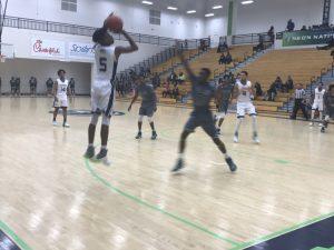Boys Varsity Basketball vs Collins Hill