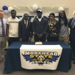 Chrinovic Mukulu Selects Morehead State to continue his football career