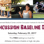 Discovery Hosting Concussion Baseline Day – February 25