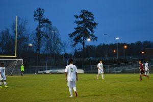 Boys JV Soccer vs Mill Creek