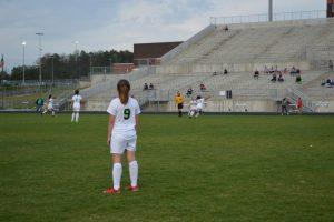 JV Girls Soccer vs Mill Creek