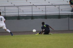 JV Boys Soccer AT Collins Hill
