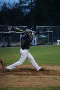 Varsity Baseball vs Berkmar
