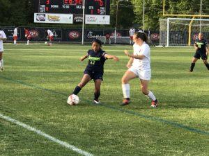Girls Varsity Soccer at North Gwinnett