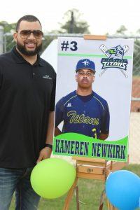 Varsity Baseball Senior Night vs Central Gwinnett (part 1)