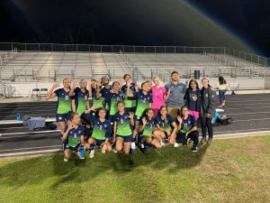 Discovery Girls Soccer Beats Berkmar 5-1