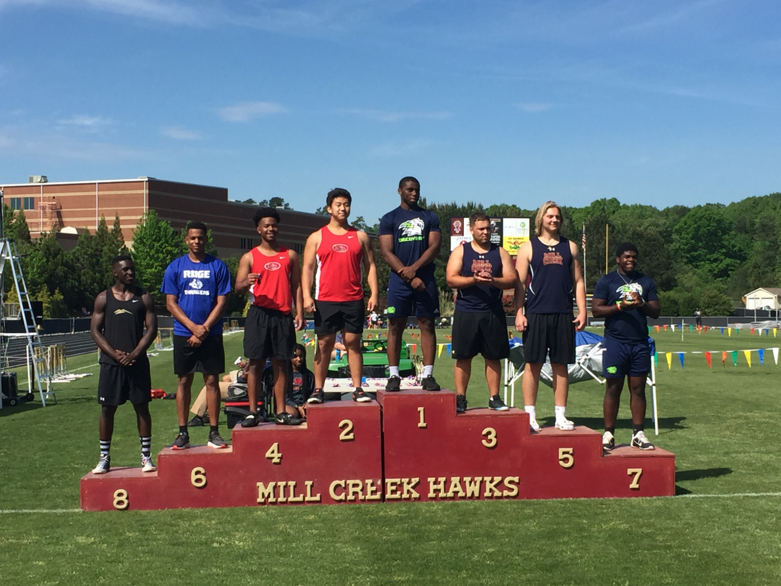 Titans Stand Out at Region 6-AAAAAAA Meet