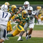 Former Titan- Kobe Johnson Off to a Good Start With the NDSU Bison!
