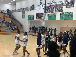 Varsity Basketball vs. Jonesboro