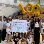 Lady Titan's Basketball Coach- Kandra Bailey Wins Her 100th Career Game- 3 Wins in a Row- Overall Record 10-2