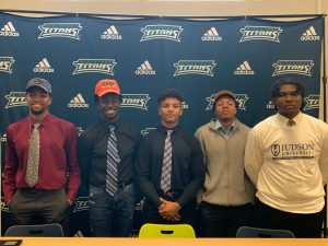 National Signing Day Photo Gallery