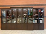 Trophy Case Ready to Show off