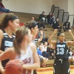 Cosby High School Girls Varsity Basketball beat Mills E. Godwin 60-37