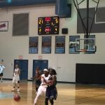 Cosby High School Girls Varsity Basketball beat Manchester High School 63-27