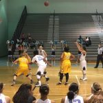 Cosby High School Girls Varsity Basketball beat Midlothian High School 73-42