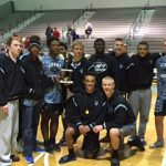 Cosby High School Coed Varsity Wrestling finishes 2nd place