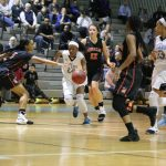 Cosby High School Girls Varsity Basketball falls to Monacan High School 62-46