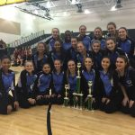 Titania Competes at Clover Hill