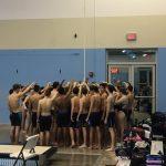 Swim Team Defeats Midlothian