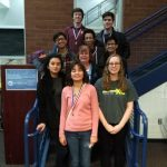 Academic Team Wins Conference