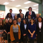 Cosby's Forensics Team Wins Conference 3