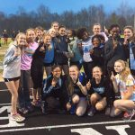 Girls Indoor Brings Home Conference Championship