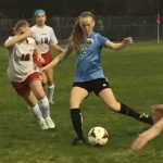 Cosby High School Girls Varsity Soccer beat Patrick Henry (Ashland) 4-0