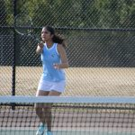Cosby High School Girls Varsity Tennis beat Thomas Dale High School 9-0