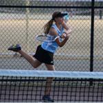 Cosby High School Girls Varsity Tennis beat Midlothian High School 8-1