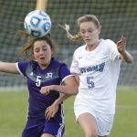 Cosby High School Girls Varsity Soccer beat James River (Midlothian) 1-0