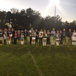 Cosby High School Girls Varsity Field Hockey beat James River (Midlothian) 3-2