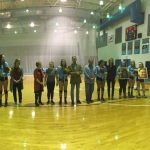 THANK YOU SENIORS – GIRLS VOLLEYBALL